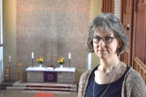 Anett Richter_Kirchenvorstandsvorsitzende