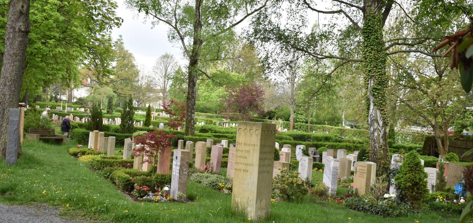 St. Andreas Friedhof